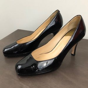 Cole Haan Carma Nike Air Pump Patent Leather